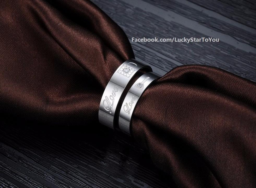 Trang sức đôi - Nhẫn đôi