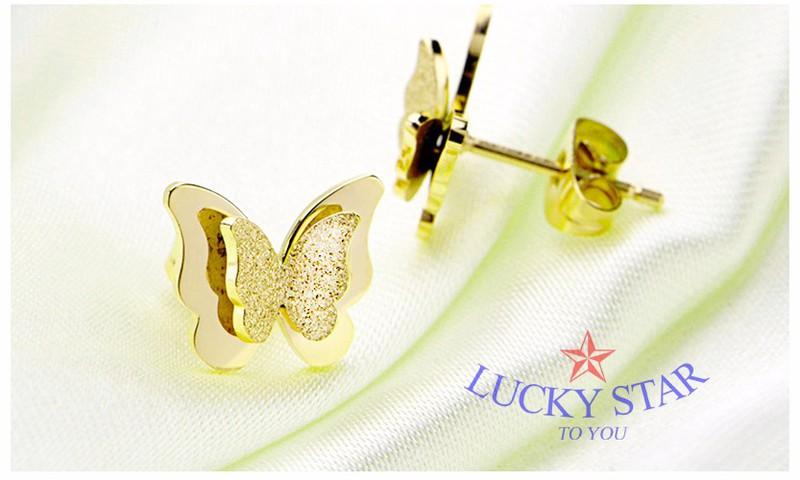 Trang sức hình bướm